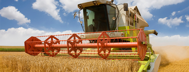 Duurzame smering van industriële oogstmachines